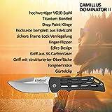 "Camillus Dominator II 7"" Folding"