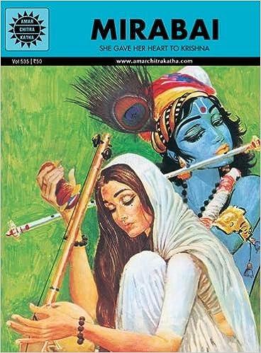 Buy Mirabai: 535 (Amar Chitra Katha) Book Online at Low