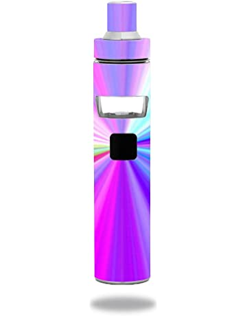 MightySkins Skin for JoyeTech eGo AIO D22 – Rainbow Zoom | Protective, Durable, and