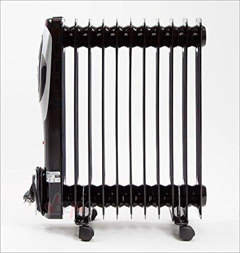 Fabricado para DEMA radiador de aceite 11 costillas/2500 Watt: Amazon.es: Bricolaje y herramientas