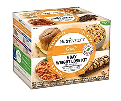 Nutrisystem® 5 Day Weight Loss Kit, Results