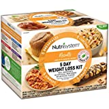 Nutrisystem® 5 Day Weight Loss Kit, Results, Homestyle Favorites Perfectly Portioned for Weight Loss®