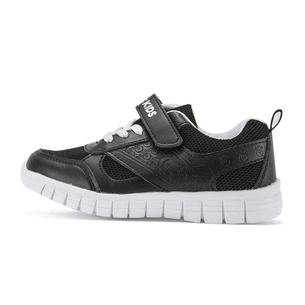 ABC KIDS Girls Sneakers leather Flat Shoes Lightweight Breathable Fashion Flat Easy Casual Sport shoes