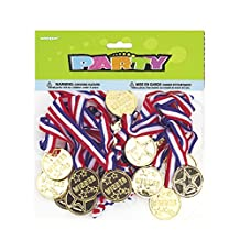 Gold Medal Party Favors, 24ct