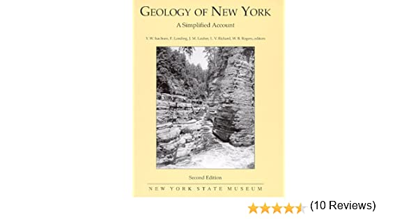 Geology of New York : A Simplified Account: Yngvar W. Isachsen ...