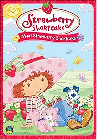 Amazon Com Strawberry Shortcake Meet Strawberry Shortcake
