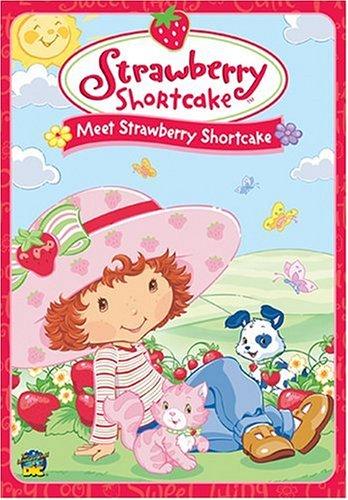 Amazon Com Strawberry Shortcake Meet Strawberry Shortcake