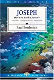 img - for Joseph: How God Builds Character (Lifeguide Bible Studies) book / textbook / text book
