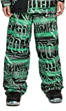 Volcom Launch Insulated Pant - Boys' Echo Stripe, L