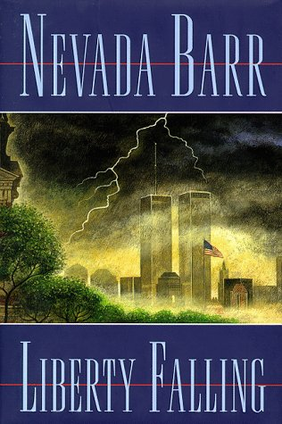 book cover of Liberty Falling