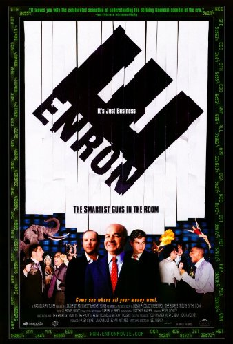 Enron: The Smartest Guys in the Room Movie Poster (27 x 40 Inches - 69cm x 102cm) (2005) -