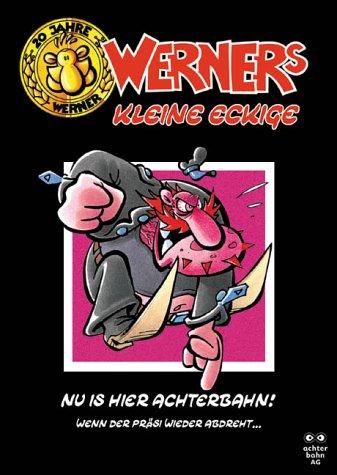 Nu is hier Achterbahn! Sondereinband – 2001 Brösel Rötger Feldmann 3897191032 Comics; Funnies/Humor