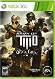 xbox 360 games 3rd person - Army of TWO The Devil's Cartel - Xbox 360