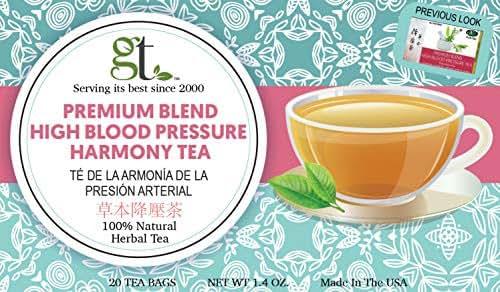 GoTo Tea High Blood Pressure Tea Premium Blend (20 Tea Bags)