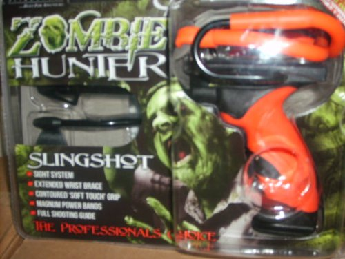 - Barnett Outdoors Zombie Slingshot with Stabilizer and Brace