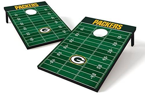 NFL Green Bay Packers Tailgate Toss Game (Green Bay Toss Bean Bag)