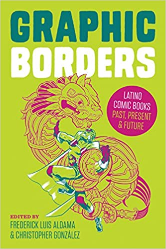 Book Graphic Borders (World Comics and Graphic Nonfiction Series)