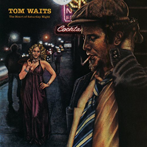 Vinilo : Tom Waits - The Heart Of Saturday Night (180 Gram Vinyl)