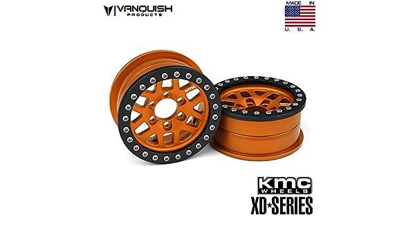 Black Vanquish XD Series Center Hubs 2 VPS07720
