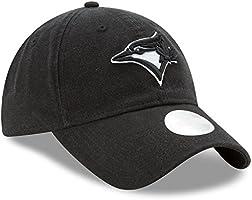 2d0d7fa20c5 Toronto Blue Jays Women s Preferred Pick 9TWENTY Adjustable Hat - Black  Size One Size. Loading Images.