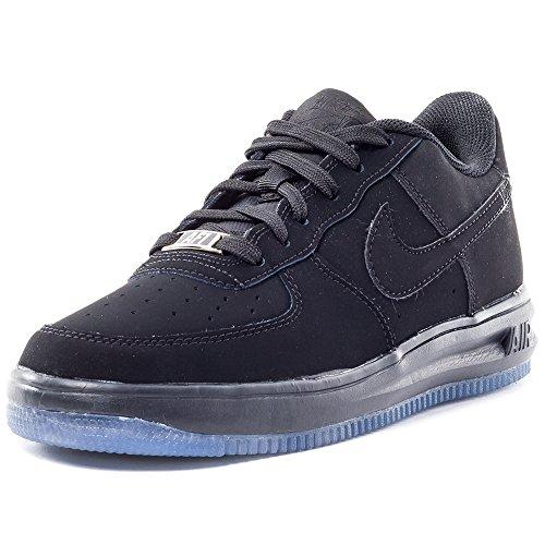 Gs 1 Black NIKE '16 Force Lunar Boys' Basketball Shoes qppFOwPx