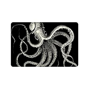 51EFZbEmAmL._SS300_ 50+ Octopus Rugs and Octopus Area Rugs For 2020
