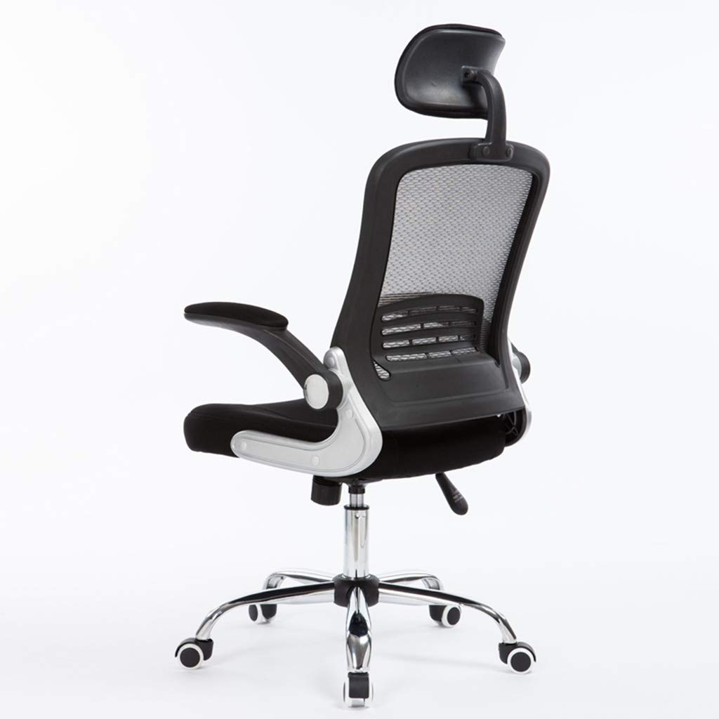 Office Products Office Chair Executive Chair Reclining Lifting Rotating Pu Leather Reception Leisure Meeting Room Office with Foot Support Fan Shop