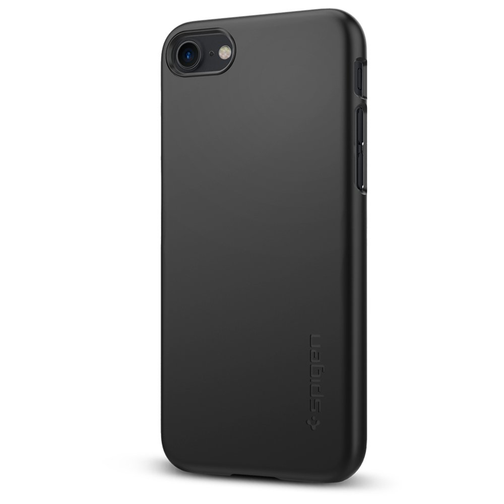 Funda Spigen Excellent Grip For iPhone 7/8 [black] Thin Fit