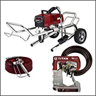 Titan Impact 640 Low Rider Airless Sprayer 805-005 With Free Gun and Hose Pack