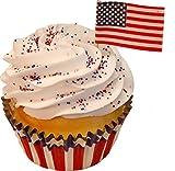 American Fake Cupcake Made in America 3 Pack