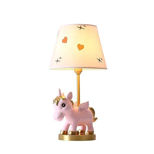 WZJ-TABLE LAMP Dormitorio Mesita de Noche Cobre Lámpara de Mesa ...