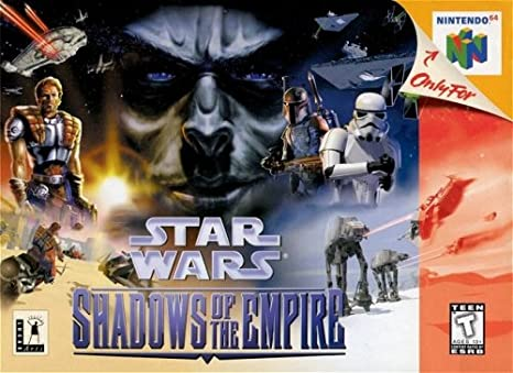 Shadows Of The Empire - Best N64 Games