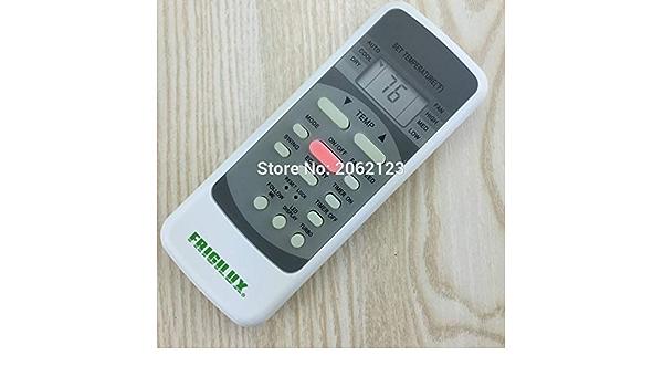 Télécommande pour FRIGILUX R51I9//BGCE A//C Air Conditioner