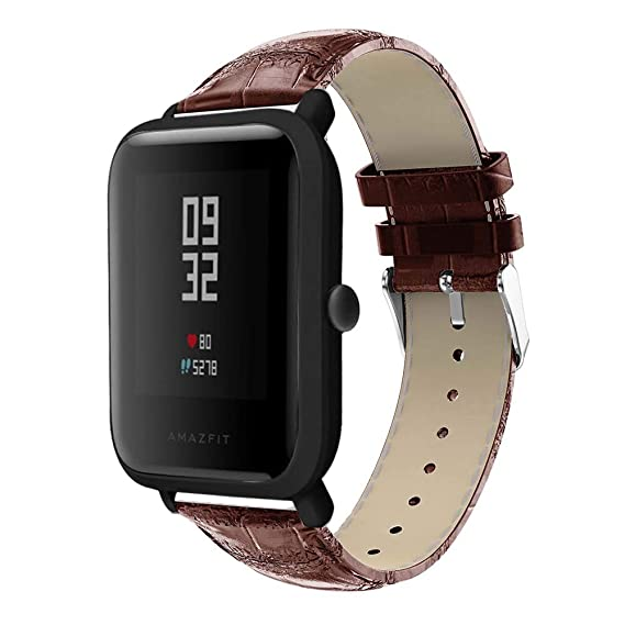 Amazon.com: Senter for Xiaomi Amazfit Bip Younth Band,20mm ...