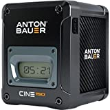 Anton Bauer CINE 150 14.4V 150Wh Gold Mount Lithium Ion Battery for Digital Cinema Cameras and Camera Stabilizer Systems