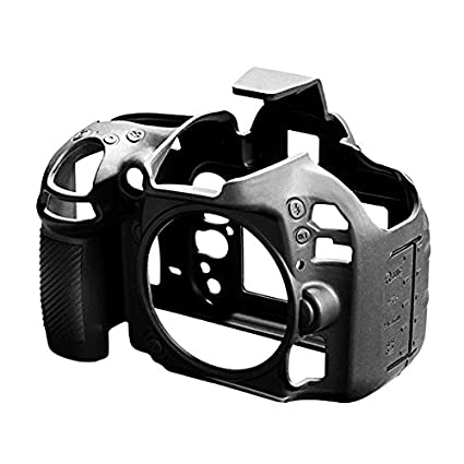 Walimex pro easycover funda protectora de silicona para Canon 7d