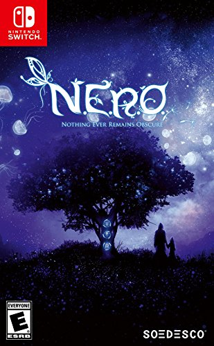 N.E.R.O.: Nothing Ever Remains Obscure - Nintendo Switch