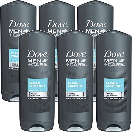 Dove Clean Comfort Formula Moisture