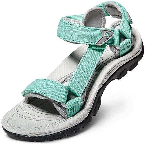 ATIKA AT-W111-EGN_Women 7 B(F) Women's Maya Trail Outdoor Water Shoes Sport Sandals W111 (True to Size) by ATIKA (Image #9)