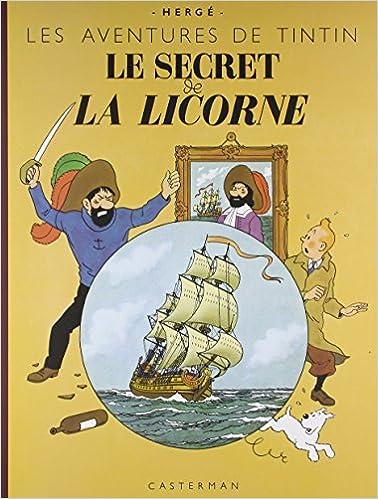En ligne Les Aventures de Tintin : Le secret de la Licorne : Edition grand format epub, pdf