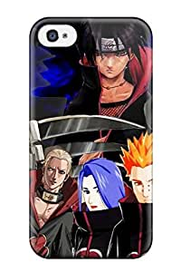 Zheng caseCase Cover Akatsuki/ Fashionable Case For Iphone 4/4s