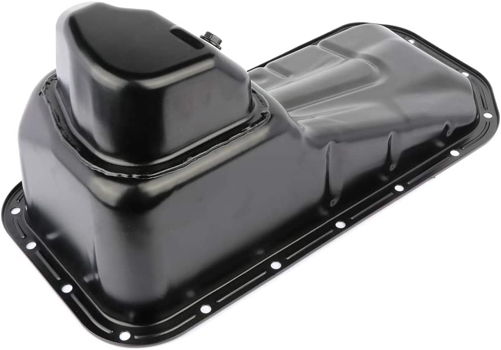 INEEDUP Engine Oil Pan fit for Toyota 4Runner Tacoma 1995-2004 2.7L Oil Sump Pan compatible with OE 1210175050