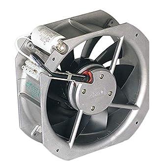 Ventilador AXIAL 225 x 80 mm bola 115 VAC: Amazon.es