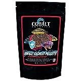Cobalt 24202 Small Cichlid Pellets Fish Food, 11 oz