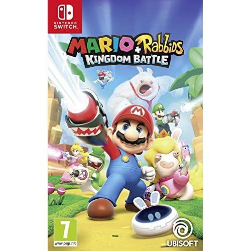 chollos oferta descuentos barato Mario Rabbids Kingdom Battle