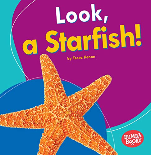 Look, a Starfish! (Bumba Books: I See Ocean Animals)