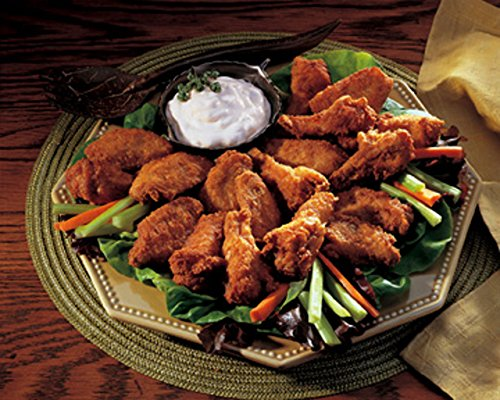 Perdue Breaded Kick-N-Wing Chicken Portions, 5 lb, (3 count)