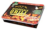 Disposable Charcoal Grill Ready to Use EZ To Light Kosher By Oppenheimer USA