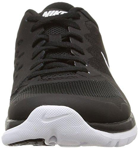 Nike Wmns Flex 2015 Rn, Zapatillas de Running para Mujer Blanco (Black / White)