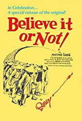 Ripley's Believe It or Not!: In Celebration... A special reissue of the original! (Ripley's Believe It or Not (Hardback))